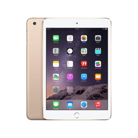 Apple iPad Mini 3 Gold
