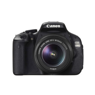 Canon EOS 600D DSLR Camera with 18-55mm Kit Lens
